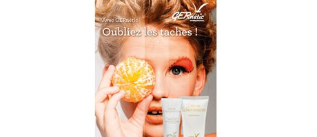 Avec Gernétic International, oubliez les taches / With Gernétic International, forget the spots